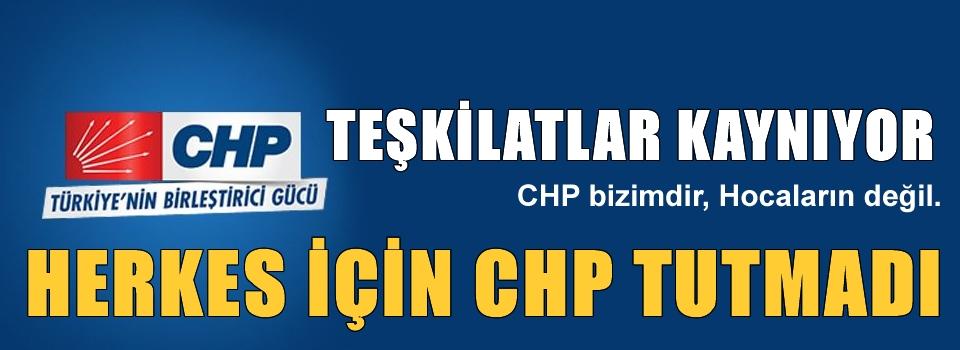 CHP'de yeni bir akım: CHP bizimdir