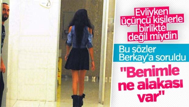 Berkay'dan Asena Atalay açıklaması
