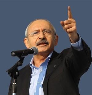Kılıçdaroğlu: Yeni bir Kenan Evren istemiyoruz