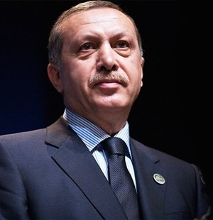 Allah onu Erdoğan'ı övsün diye yarattı