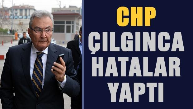 Baykal: CHP Çılgınca hatalar yaptı