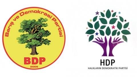 BDP HDP'ye katılıyor