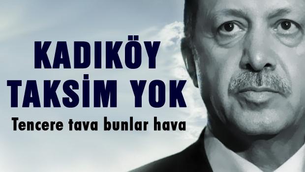 1 Mayıs'ta Kadıköy, taksim yok