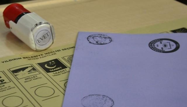 Yalova'da seçimler iptal