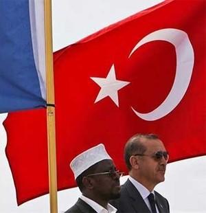 Türkiye ABD ve AB'yi solladı