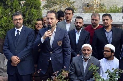 Fatih Erbakan adaylığını açıkladı