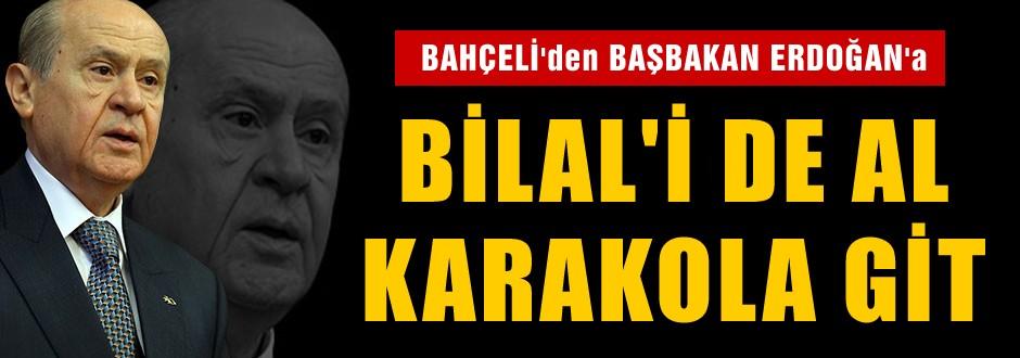 Bilal'i de al, Karakola git