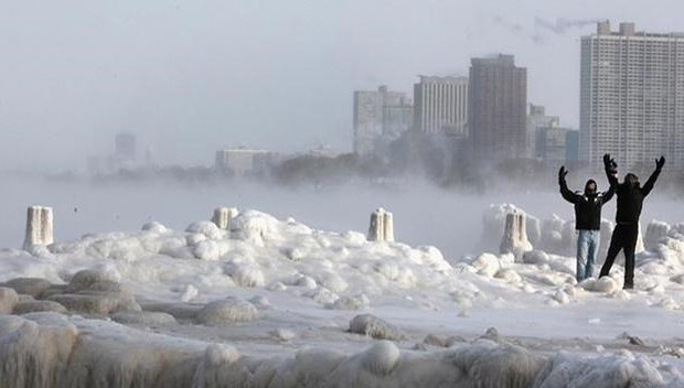 Güney Kutbu'ndan da soğuk
