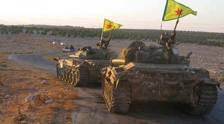 4 parçalı Kürdistan kuruluyor