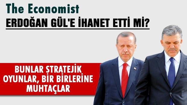 Erdoğan Gül'e ihanet mi etti?
