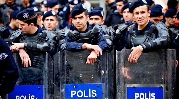 39 bin polis, 50 Toma'lı 1 Mayıs