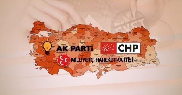 Yok böyle bir seçim: 3'ü de AKP'Li