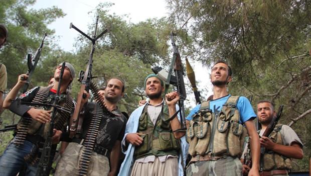 Türkmenlere canlı bombalı tuzak