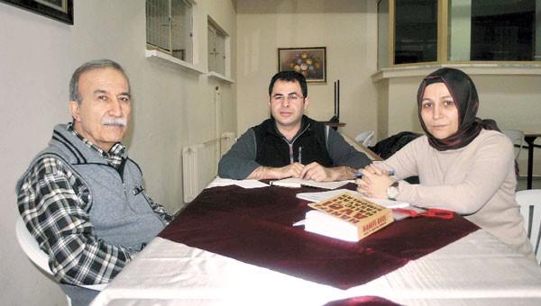 'Cemaat bize tuzak kurdu'