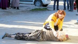Kazayla ezdiği kadın annesi çıktı