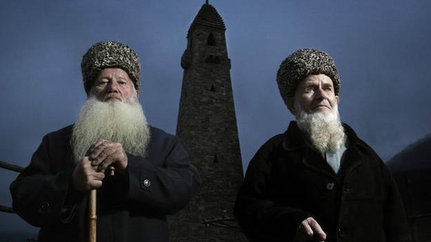 Sürgün edilen İnguş ve Çeçenler