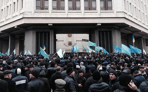Ukrayna'ya bağlı kalmak istiyoruz