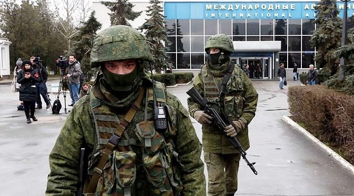 Ruslar Stratejik Noktaları ele geçirdiler