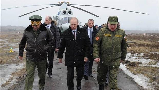 Şu an Ukrayna'ya girmeyeceğiz