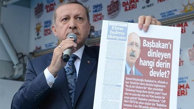 'Aradık sorduk diktatörü bulduk'