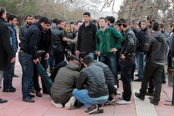 Üniversite karıştı: 47 gözaltı
