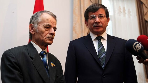 Kırımoğlu Türkiye bize güvence verdi