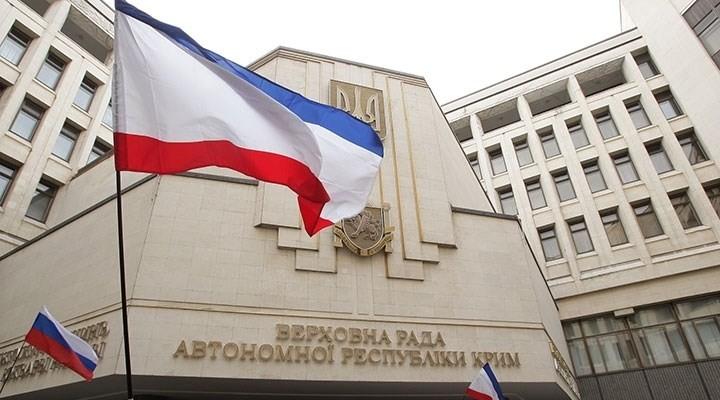 Ukrayna Kırım parlamentosunu feshetti