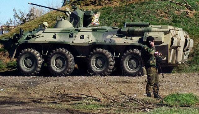 Kırım'da ateşkes kararı