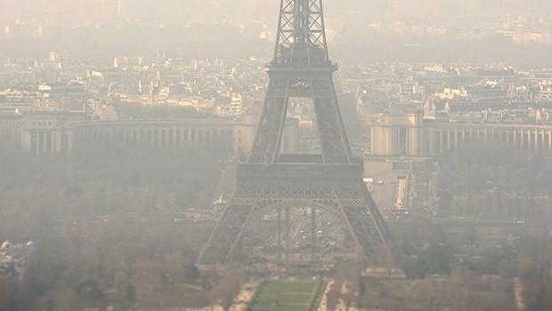 Paris'te tek plaka uygulaması