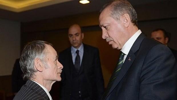 Erdoğan,  Kırımoğlu ile görüştü