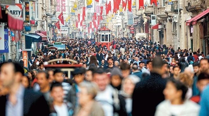 Türkiye'de gerçek  sayıları 5 milyon