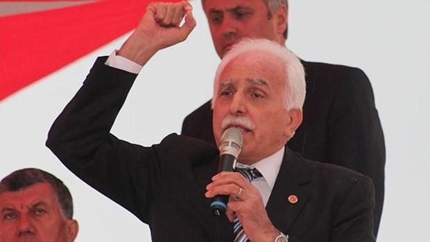 AKP'yi destekleyeceğimiz yalan