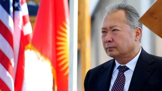 Kırgızistan'da '7 Nisan davası'