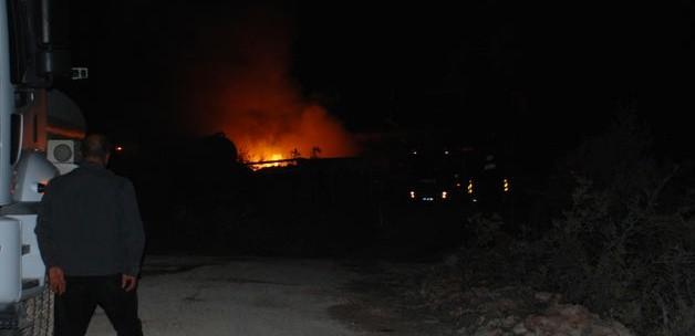 PKK Petrol arama kuyusunu yaktı!
