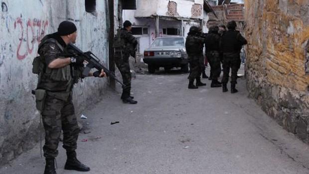DHKP-C'ye şok operasyon:18 gözaltı