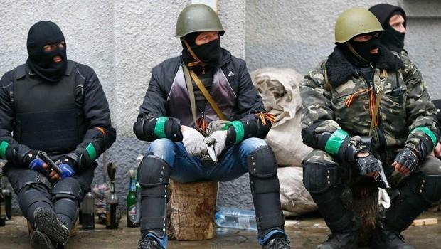 Ukrayna'da gerilim tırmanıyor