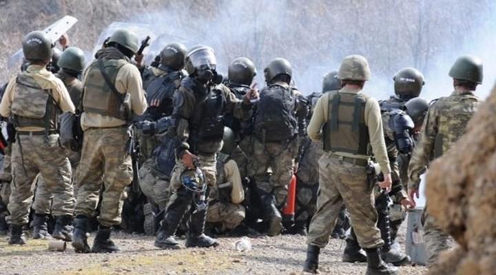 BDP, Asker gerginliği