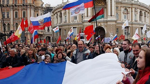 Odessa da bağımsızlığını ilan etti!