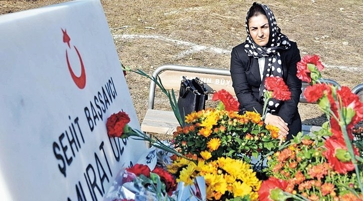 Eşimin kanı Ankara'ya sıçradı
