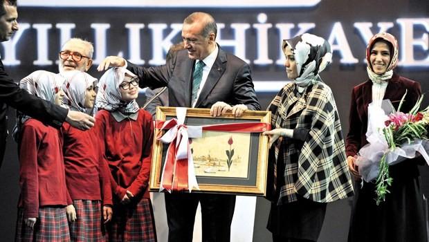 Erdoğan'ın gizli cenneti