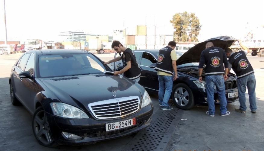Ankara'da VIP operasyon