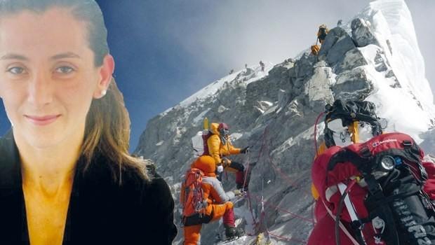 Türk dağcı kurtuldu