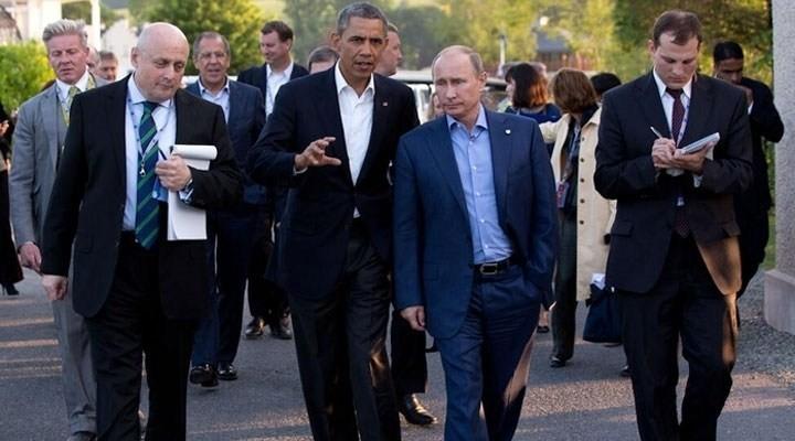 Putin boğulmak üzere olsa kurtarırdım