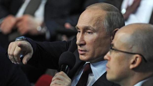 Putin Google bir CIA projesi