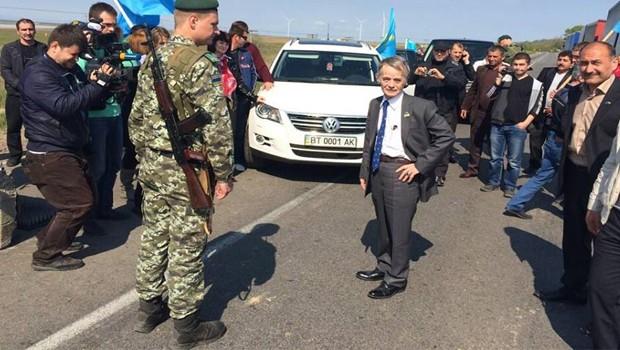 Kırımoğlu Kiev'e dönüyor