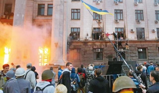 Kontrol yeniden Ukrayna'da