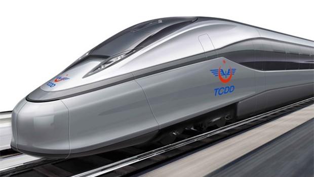 İlk Milli hızlı tren