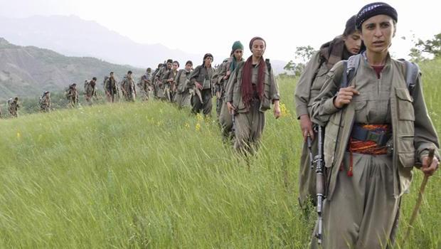 PKK yine yaktı
