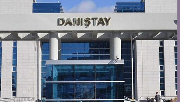 Danıştay'dan Erdoğan'a destek