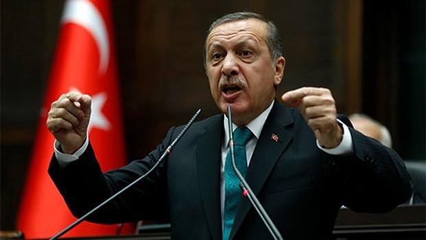 Erdoğan'ın terk ettiği toplantılar